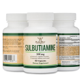 Sulbutiamine Capsules -200mg 50ct (Double Wood Supplements)