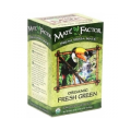 Fresh Green Yerba Mate Tea Bags - Organic