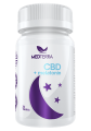 CBD Dissolvable Sleep Tablets + Melatonin 25mg - 30ct (Medterra)