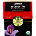 Buddha Teas Saffron & Green Tea