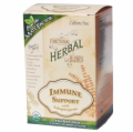 Functional Herbal Blends Organic Immune Support with Adaptogens