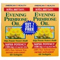 RB Evening Primrose Oil Softgels 2 Pack - 60ct (American Health)