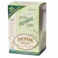 Functional Herbal Blends Organic Detox Medley with Ginger and Tu