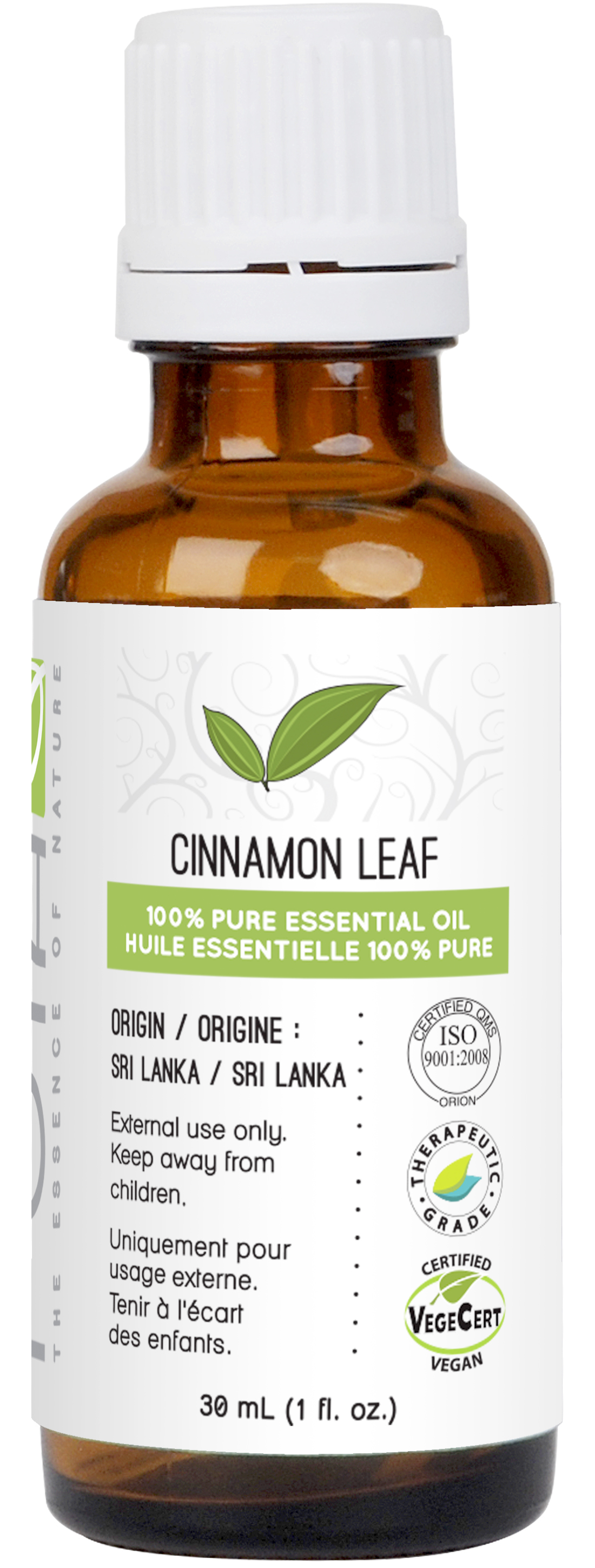 Cinnamon Bark Leaf - 1 oz.
