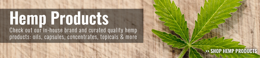 Hemp CBD Products