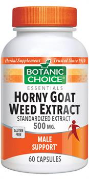 Horny Goat Weed Extract Capsules (500mg)