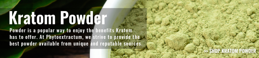 slide - Kratom Powder