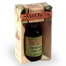 Yerba Mate Extract 2 oz Original - Alcohol Free