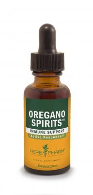 Oregano Spirits Liquid Extract - 1oz (Herb Pharm)