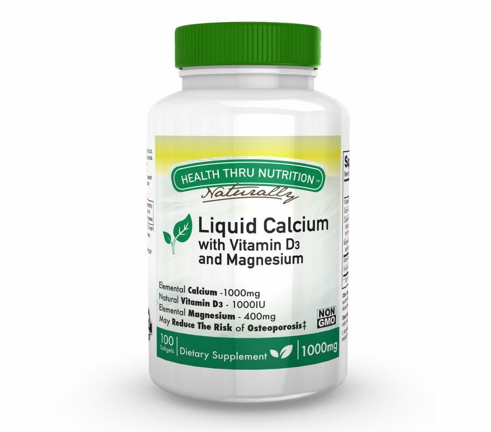 Reviews 03/05/2019 | Buy Liquid Calcium with Magnesium