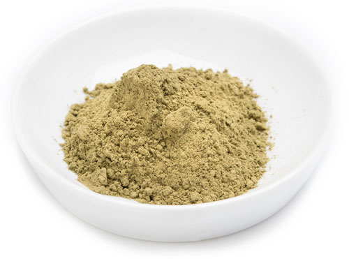 Mitragyna speciosa - Green Vein Thai Kratom Powder