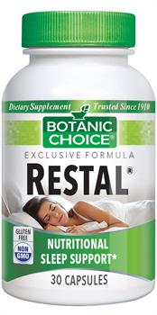 Restal Nutritional Sleep Support