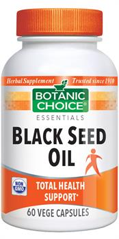Black Seed Oil Capsules (500mg)