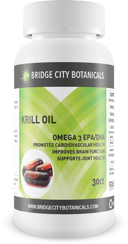 FREE Krill Oil (500mg) with Omega 3 EPA/DHA