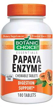 Chewable Papaya Enzyme Tablets