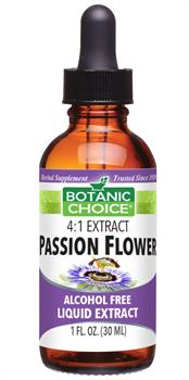 Passion Flower Liquid Extract (Botanic Choice)