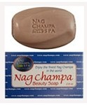 Nag Champa Spa Beauty Soap (75 Grams)