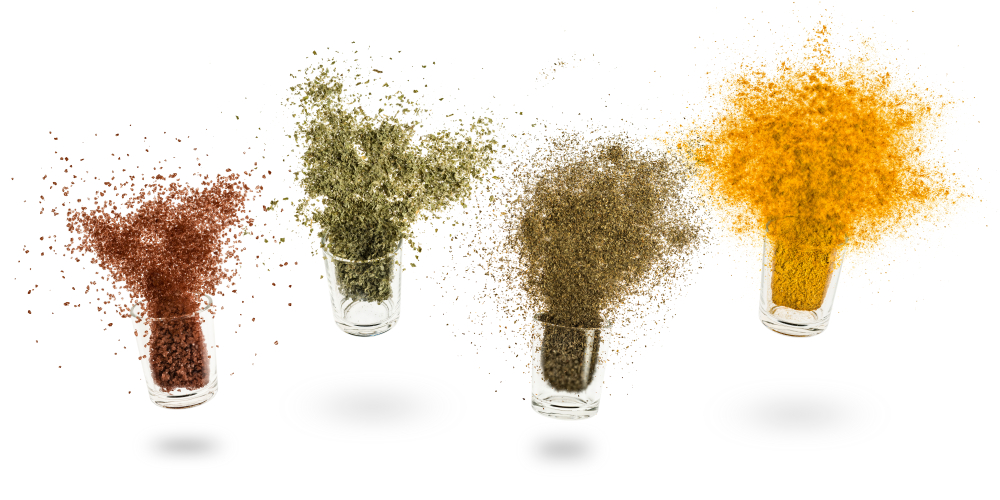 kratom powder strains colors