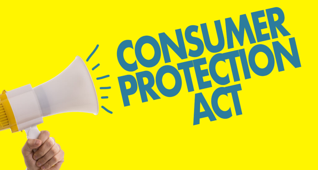 consumer protection act bullhorn