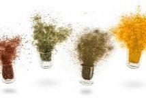 kratom powder strains colors